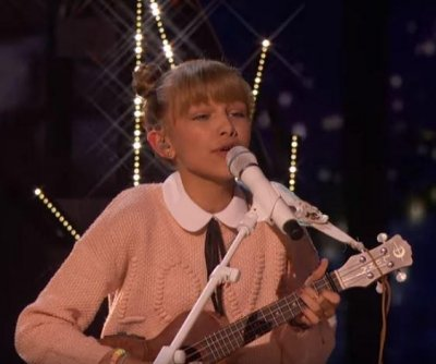 Grace VanderWaal wows judges for a third time on 'America's Got Talent'
