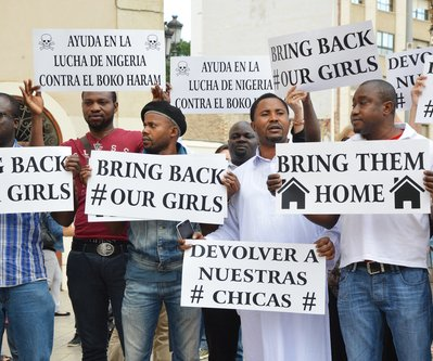 Nigerian president declares Boko Haram militants defeated, no sign of missing Chibok schoolgirls
