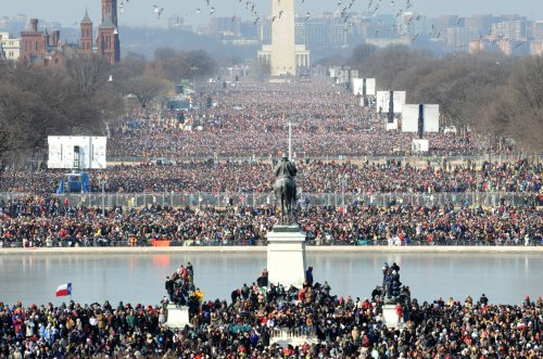 National Park Service apologizes for tweets showing poor inaugural turnout