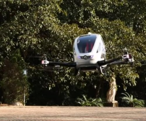Passenger drones to launch as sky-high taxis in Dubai