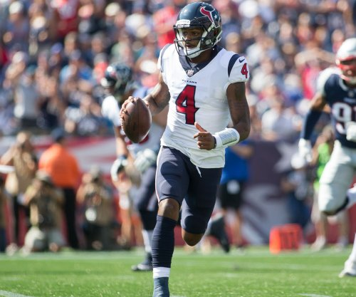 Deshaun Watson throws three more TDs as Houston Texans rout Cleveland Browns