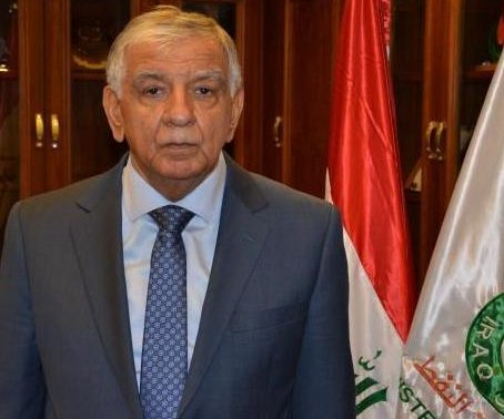 Iraqi oil minister mulls northern provincial reconstruction