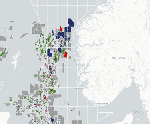Transocean rig continues North Sea tour