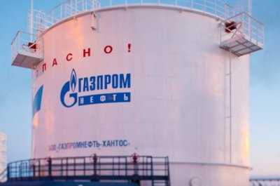Revenue jumps from Russian oil producer Gazprom Neft