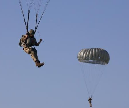 Butler to provide low-speed bailout parachutes for Air Force