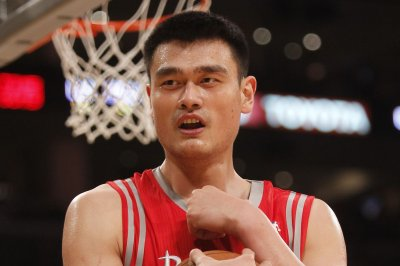 China's Yao Ming visits North Korea during basketball exchange