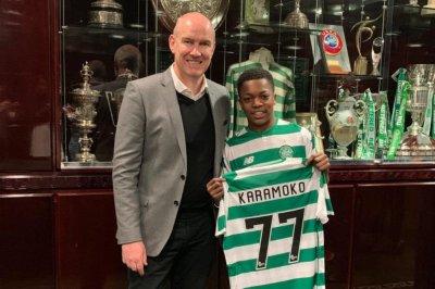Celtic signs 15-year-old phenom Karamoko Dembele