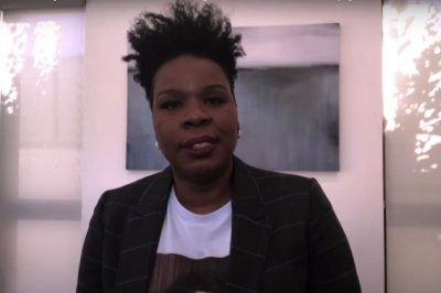 Leslie Jones says filming 'Coming to America 2' was 'insane'