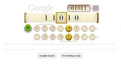 Google honors Alan Turing with doodle