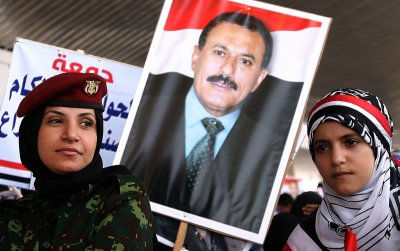 State Dept. says no decision yet on Saleh