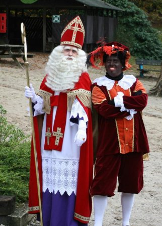 Black Pete will get a makeover for Amsterdam's Sinterklaas to remove racist implications