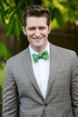 'Glee' star Matthew Morrison to lead 'Finding Neverland' on Broadway