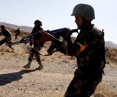Afghan forces recapture district in Helmand province from Taliban