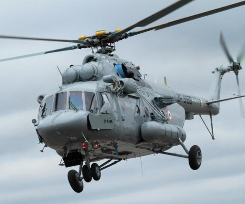 Russia getting helicopters for Arctic operations