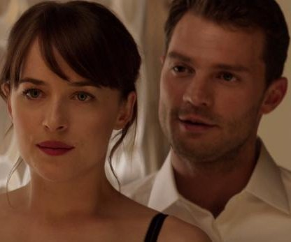 'Fifty Shades Darker' releases official poster, teaser trailer