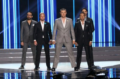 Backstreet Boys to play Las Vegas residency starting in March