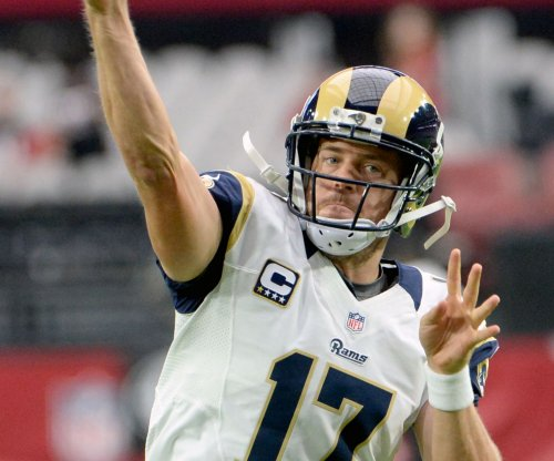 Case Keenum bolsters case as No. 1 option for Los Angeles Rams