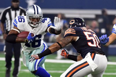 Chicago Bears LB Jerrell Freeman suspended four games for PEDs