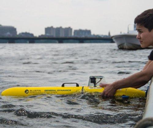 GenDyn offers Bluefin SandShark mini-drone for sale online