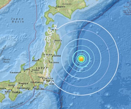 6.2-magnitude earthquake strikes Japanese coast