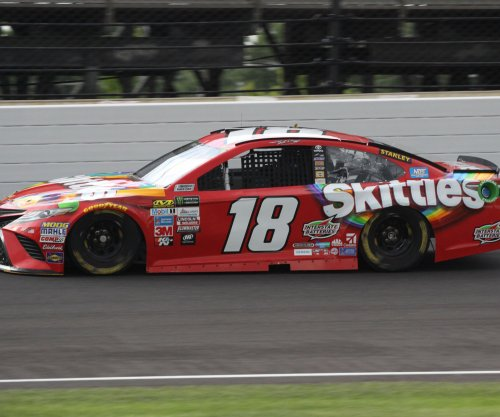 NASCAR notebook: Kyle Busch enjoys breakout year in qualifying