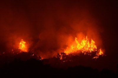 Firefighters making major headway on California blazes