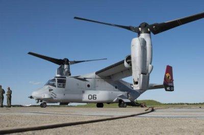 Hamilton Sundstrand wins contract for Osprey repair