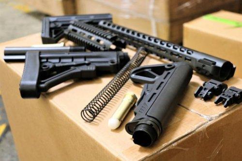 CBP seizes 52,000 gun parts at LA port worth $378,000