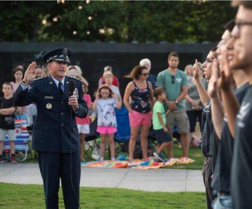 U.S. Air Force hits all 2019 recruitment goals