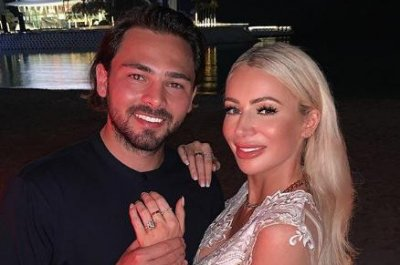 'Love Island's' Olivia Attwood engaged to Bradley Dack