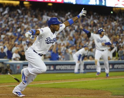 MLB: Los Angeles Dodgers 3, St. Louis 0