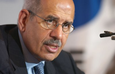 ElBaradei best for change, MB leaders say