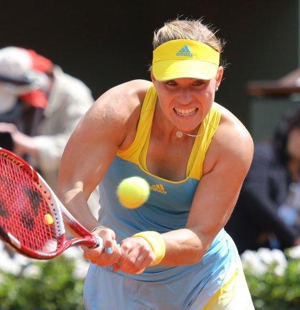 Angelique Kerber sweeps into Ladies Linz quarterfinals