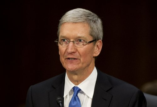 Apple's on a buying spree, purchasing its own shares