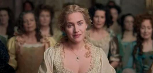 Kate Winslet, Alan Rickman star in 'A Little Chaos' trailer