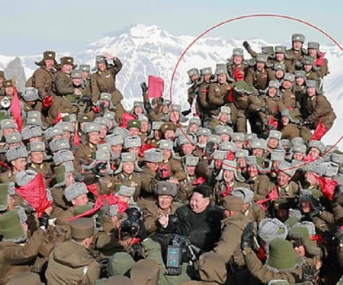 Kim Jong Un's Mount Paektu press stunt decried as propaganda