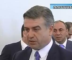 New prime minister of Armenia named after months of protests