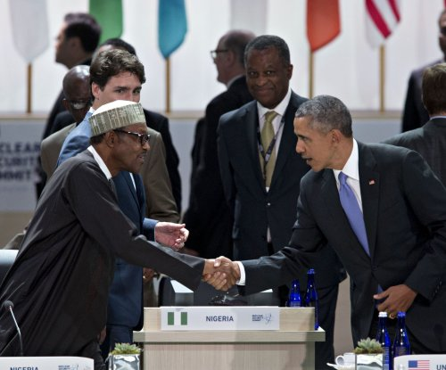 Nigerian President Muhammadu Buhari apologizes for plagiarizing Obama victory speech