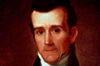 Group seeks third relocation of James K. Polk's grave
