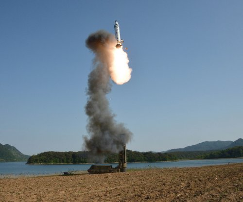 U.S. military confirms North Korean launch of short-range ballistic missile