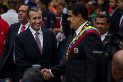 Venezuelan government in debt default