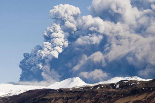 Study links ancient volcanic eruption with Iceland's conversion to Christianity