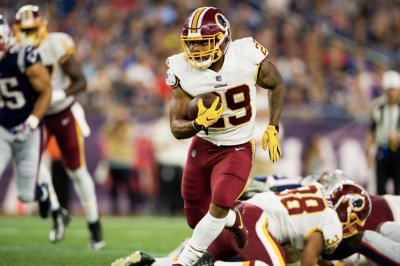 Washington Redskins place Derrius Guice on IR, sign three free agents