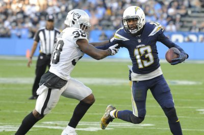 Chargers WR Keenan Allen misses practice again