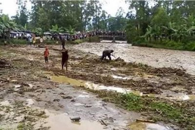 At least 41 dead after heavy rain, mudslides in Uganda