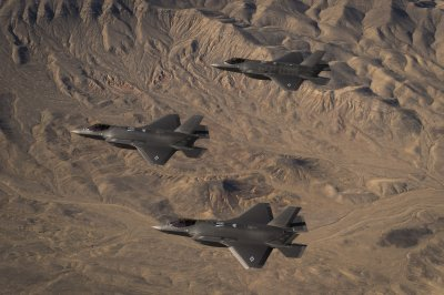Air Force conducts F-35 deployment exercises as operations ramp up