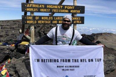 Haloti Ngata retires from NFL atop Mount Kilimanjaro
