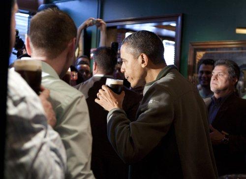 Pawlenty: Obama 'all foam, no beer'