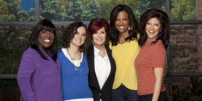 'The Talk' to tape a week in New York