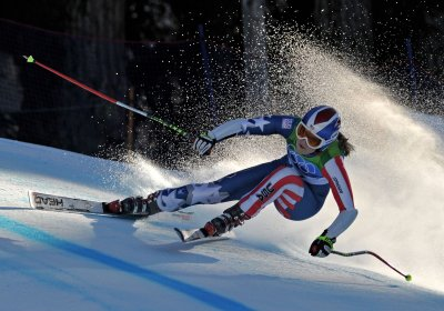 Vonn wins World Cup super-combined title